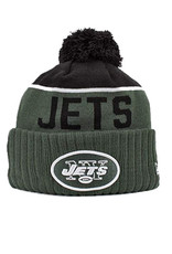 New Era New Era NFL Cold Weather Official Sport Knit Beanie New York Jets