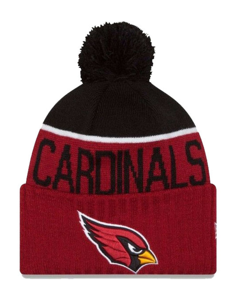 New Era New Era NFL Official Arizona Cardinals Stocking Cap