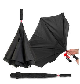 "Temples Sports 46"" Inverted Umbrella"