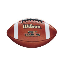Wilson Wilson Weighted Training Football