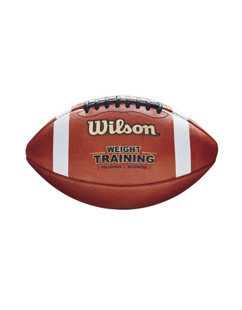 Wilson Wilson Weighted Training Football