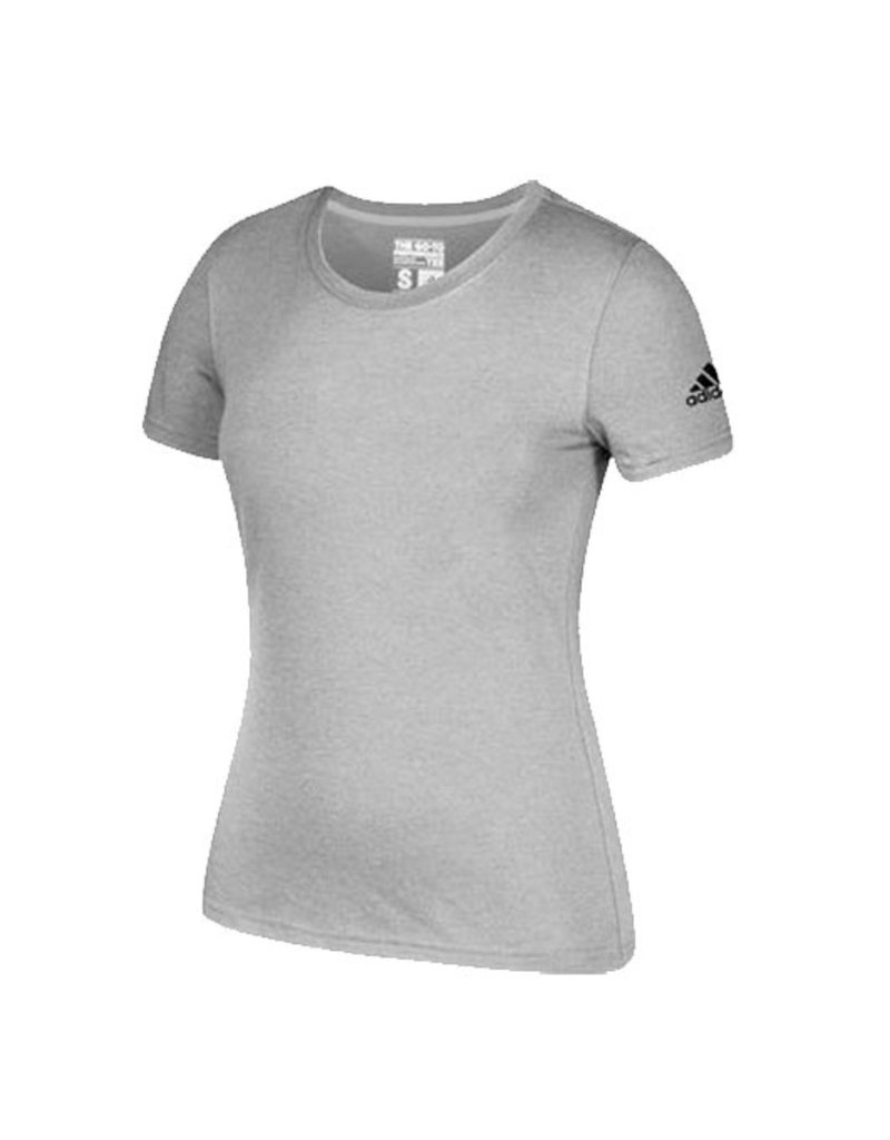 Adidas Adidas Go To Performance Women's Short Sleeve