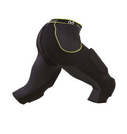 McDavid McDavid Youth Rival 7-Pad Girdle 3/4 length Tight with hard Shell Thigh Guards