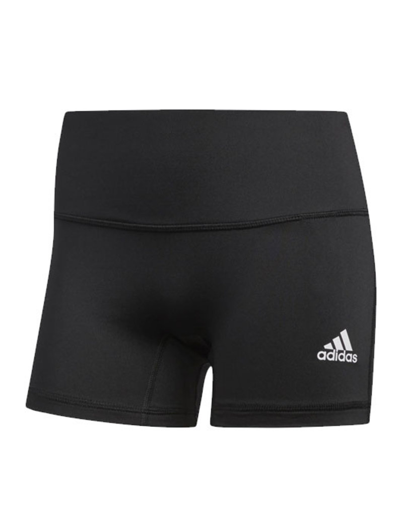 "Adidas Adidas Techfit 4"" Volleyball Short-Women's"