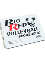 Big Red(Temple's) Volleyball Scorebook