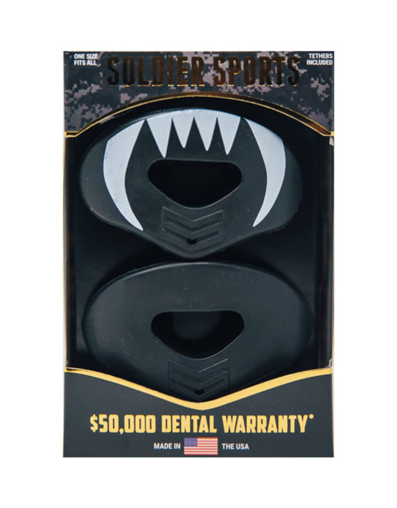 Soldier Sports Soldier Sports Lip Protector Mouth Guard