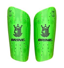 Brine Brine King Shin Gaurd Lime-XL
