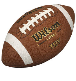 Wilson Wilson Composite Leather Youth Football TDY