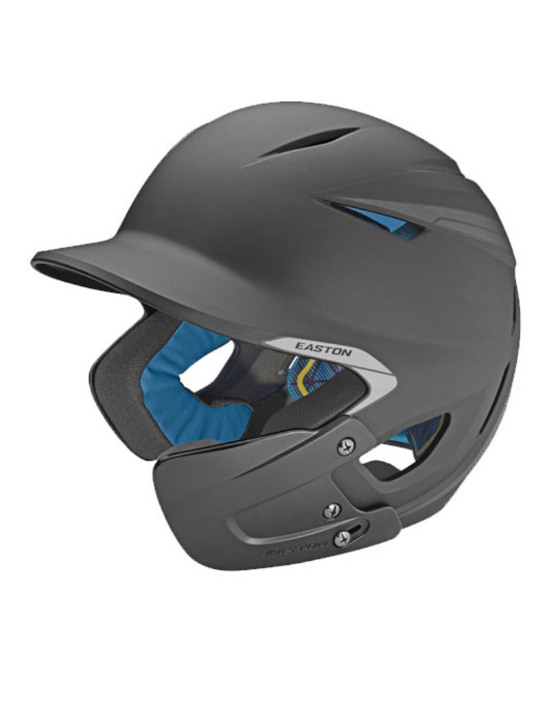 Easton Easton Pro X w Jaw Guard  Matte Batting Helmet Senior