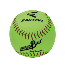 "Easton Easton 12""   Neon Soft Touch Training Softball"