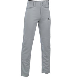 "Under Armour Under Armour ""Lead Off "" Youth baseball pant Grey"