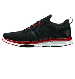 Adidas Adidas Speed Trainer 2 Coaches Shoe-Black/White/Red
