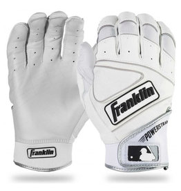 Franklin Sports Franklin Powerstrap Batting Gloves-Youth