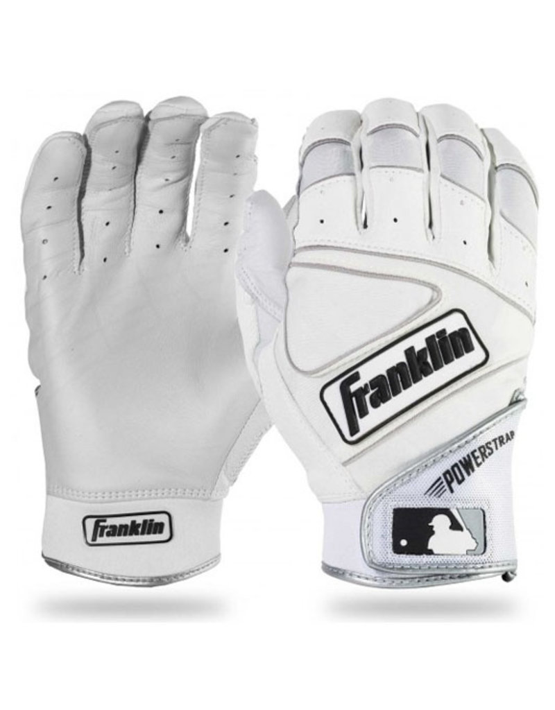 Franklin Sports Franklin Powerstrap Batting Gloves-Adult