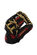 "Louisville Slugger 2016 Louisville Slugger Omaha Series 5 Scarlet Baseball Glove 11.25"""