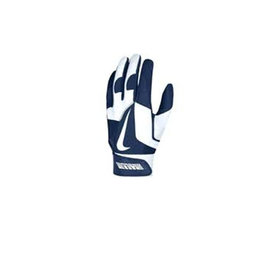 Nike Nike MVP Elite Batting Gloves Navy/White