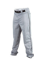 Rawlings Rawlings Youth Pro Semi-Relaxed Fit Pant with Piping