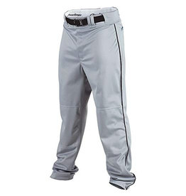 Rawlings Rawlings Pro Semi-Relaxed Fit Pant with Piping