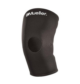 Mueller Mueller Neoprene Blend Open Patella Knee Sleeve