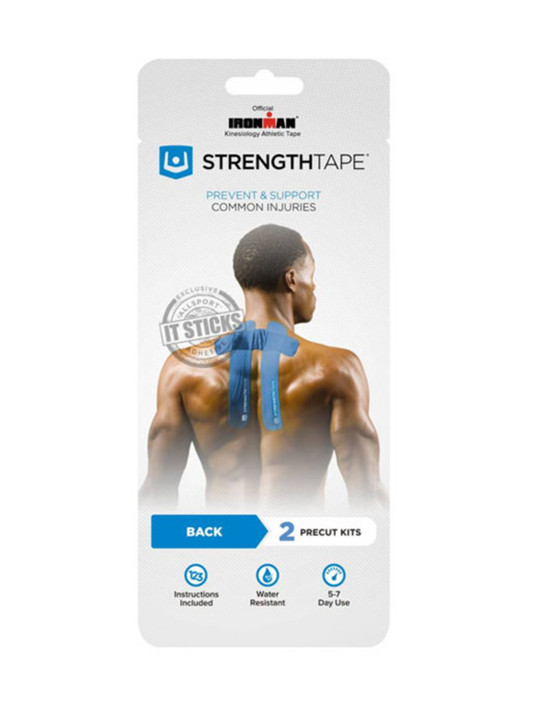 IronMan Strength Tape Back