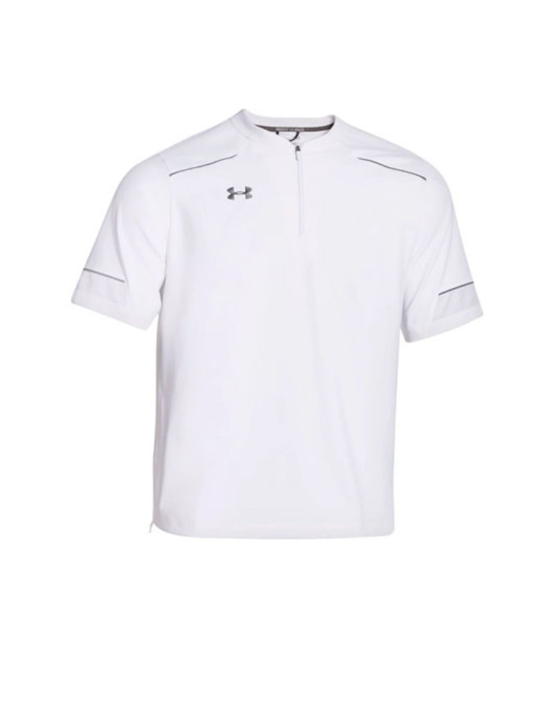 Under Armour Under Armour Team Ultimate Cage Jacket Short Sleeve