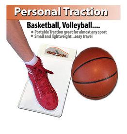 "StepNGrip Personal Travel Size Shoe Grip Traction Gel Mat 13"" X 9"""