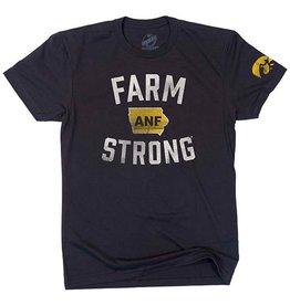 Rah-Rah Clothing Iowa ANF Farm Strong Short Sleeve Tee
