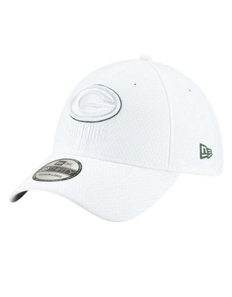 New Era New Era Men's Green Bay Packers Sideline 100th Cap