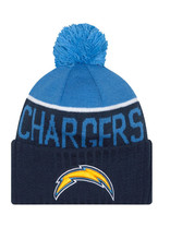 New Era New Era NFL Cold Weather Official Sport Knit Beanie San Diego