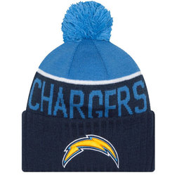 New Era New Era NFL Cold Weather Official Sport Knit Beanie San Diego
