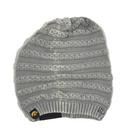 New Era New Era SNOWBANK KNIT IOWHAW GRA One Size