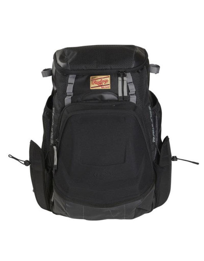 Rawlings Rawlings Gold Glove Backpack Baseball/Softball Gear Bag