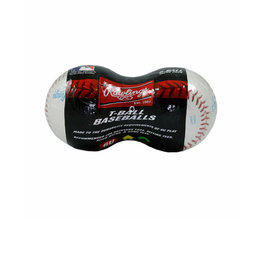 Rawlings Rawlings T-Ball Soft Baseball 2-Pack