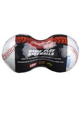 Rawlings Rawlings Official League 12U Baseballs 2-Ball Retail Pack