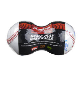 Rawlings Rawlings Official League 12U Baseballs 2-Ball Retail Pack
