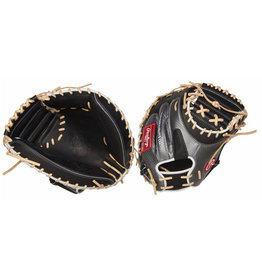 "Rawlings Rawlings Heart of the Hide Hyper Shell 34"" Baseball Catchers Mitt Right Hand Throw"
