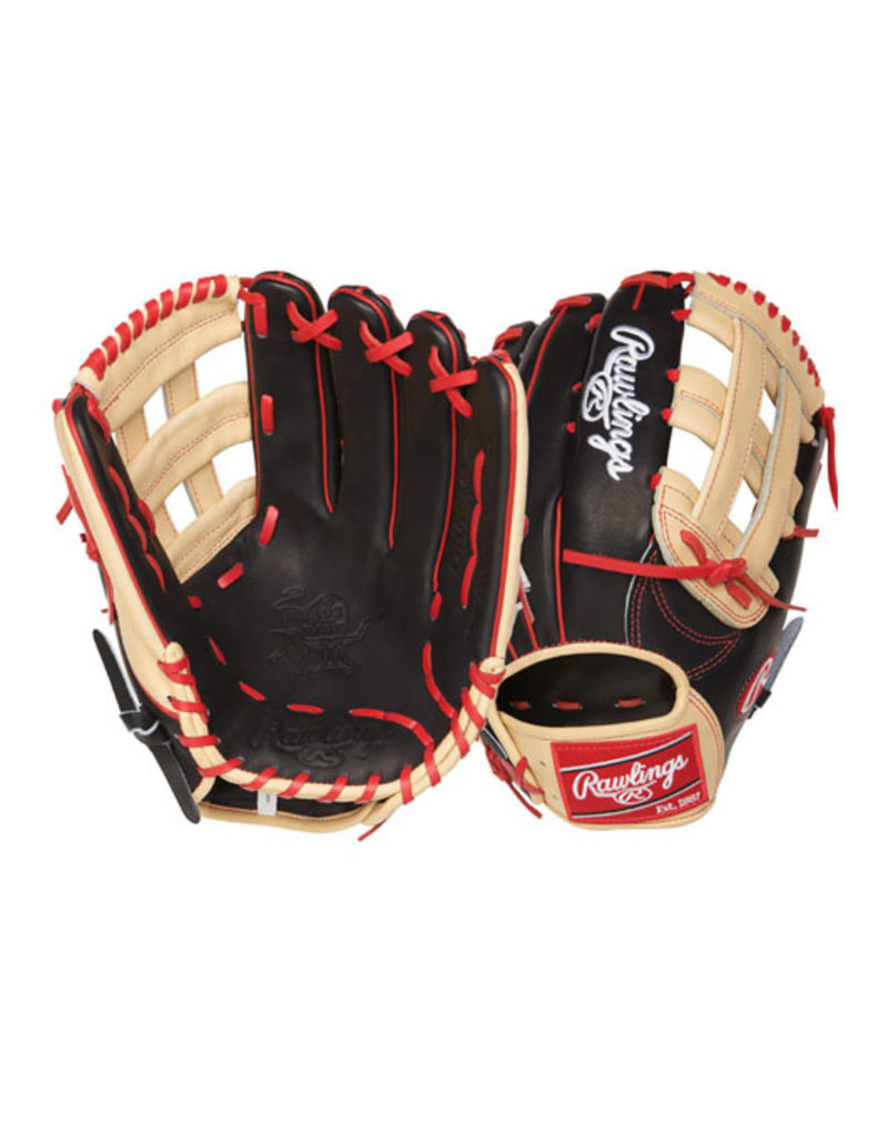 """Rawlings Rawlings Bryce Harper Heart of the Hide Game Day Baseball Glove 12.75"""" Right Hand Throw"""