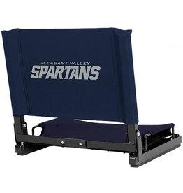 Pleasant Valley Spartans Stadium Chair