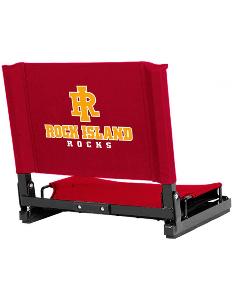 Rock Island Rocks Stadium Chair