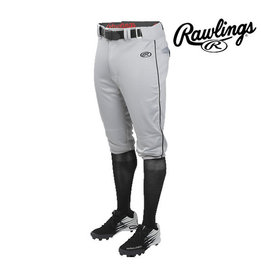 Rawlings Rawlings Launch Piped Knicker Baseball Pant
