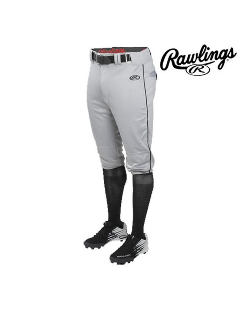 Rawlings Rawlings Launch Piped Knicker Baseball Pant