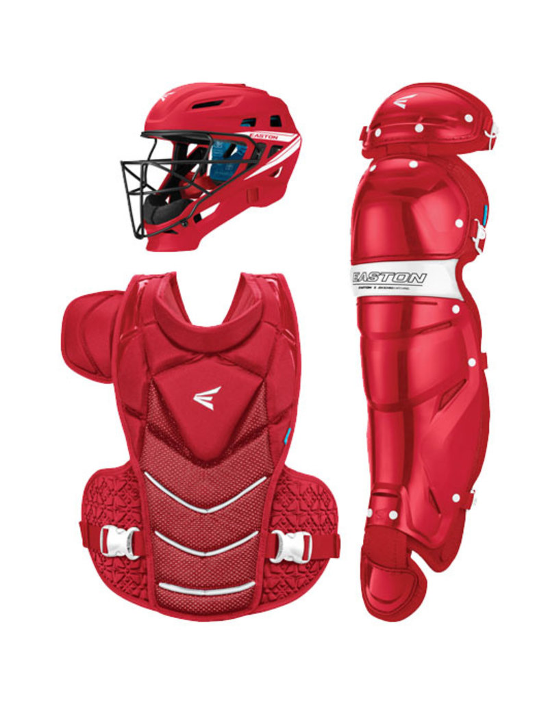 Easton Easton Jen Schro The Fundamental Fastpitch Softball Catcher's Gear Set