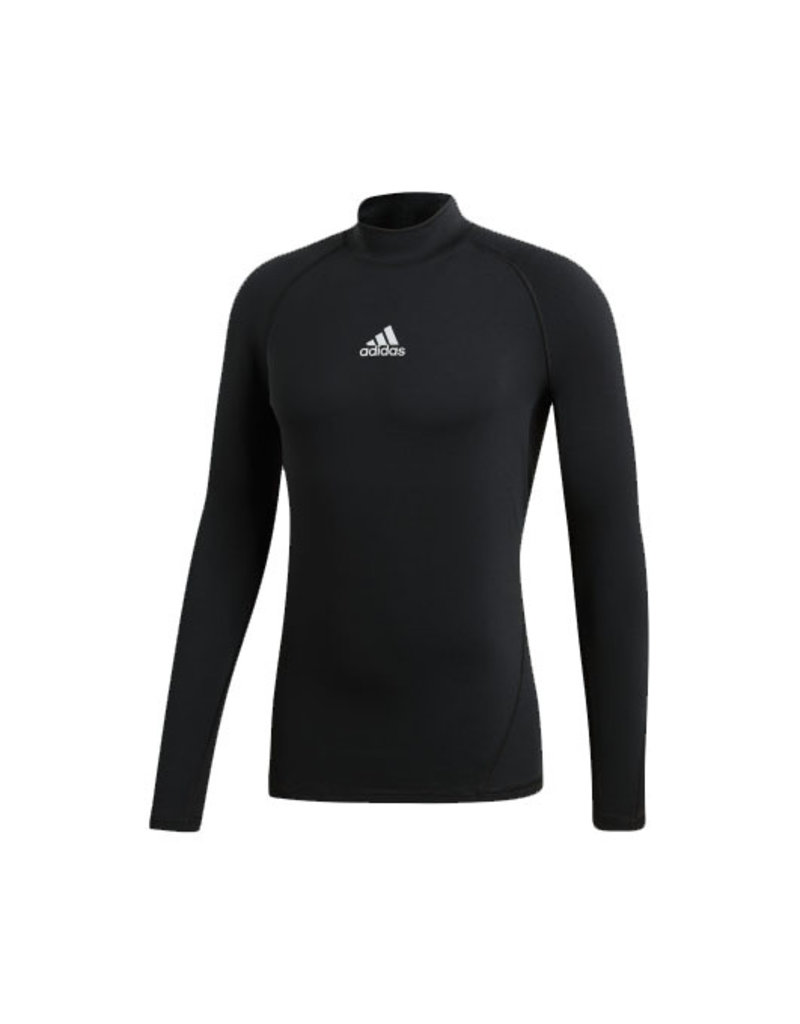 Adidas Adidas Alphaskin Long Sleeve Warm Compression Shirt