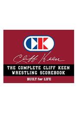 Cliff Kleen Keen Wrestling Scorebook
