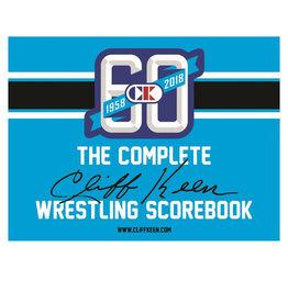 Cliff Kleen Cliff Keen Scorebook