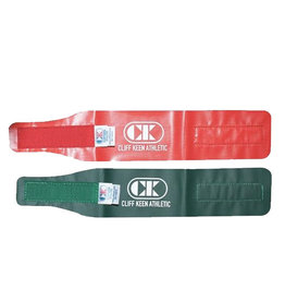 Cliff Kleen Cliff Keen Tournament Ankle Bands (2 Red and 2 Green)