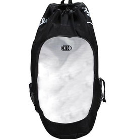 Cliff Kleen Cliff Keen Stock Wrestling Back Pack-Black/Silver