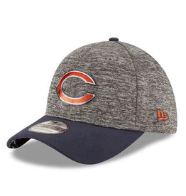 New Era New Era 2016 Draft 39THIRTY NFL Tech Heather Cap Chicago