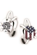 Cliff Kleen Cliff Keen - USA Monogram Signature Headgear Wrap