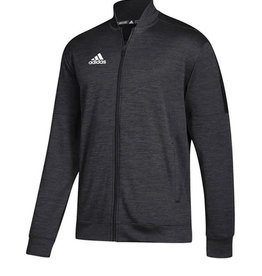 Adidas Adidas Team Issue Full Zip Fleece Bomber Warm Up Jacket